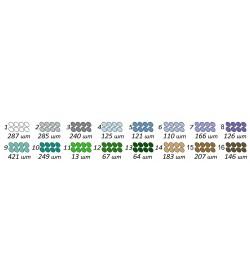 37358 Verde-Terra Lined