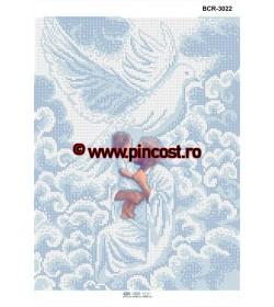 Goblen A3 Porumbelul păcii