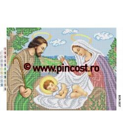 Goblen A3 Iisus în leagăn