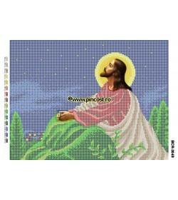 Goblen A3 Rugăciunea Lui...