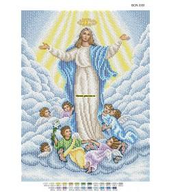 Goblen A3 Înălțarea Mariei
