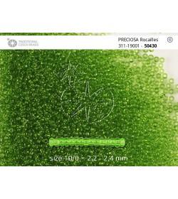 50430 Verde Transparent