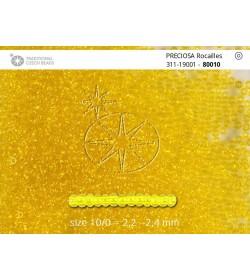 80010 Galben Transparent