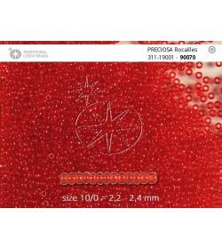 90070 Rosu Transparent