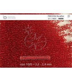 90090 Rosu Transparent