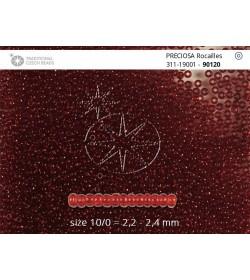 90120 Rosu Transparent