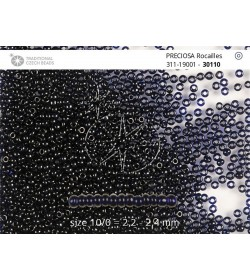 30110 Albastru Transparent