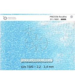 60000 Albastru Transparent