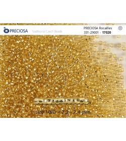 17020 Auriu cu Gaura Rotundă