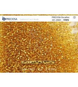 17070 Auriu cu Gaura Rotundă