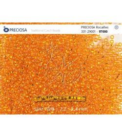 97000 Orange cu Gaură Rotundă
