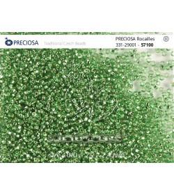 57100 Verde cu Gaură Rotundă