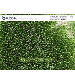 57120 Verde cu Gaură Rotundă