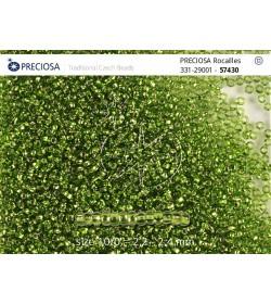 57430 Verde cu Gaură Rotundă