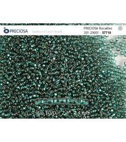 57710 Verde cu Gaură Rotundă