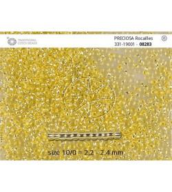08283 Galben cu Gaură Rotundă