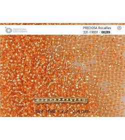 08289 Orange cu Gaură Rotundă