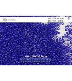 33060 Albastru 11/0