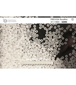 02090 Alb Transparent 11/0