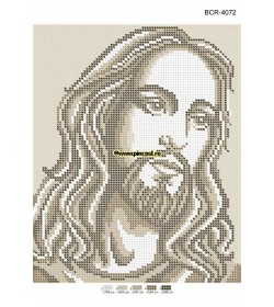 Goblen A4 Chipul lui Iisus...