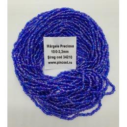 34210 Albastru Opac/Rainbow...
