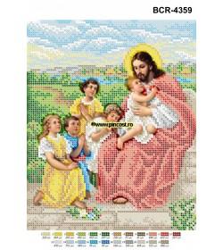 Goblen A4 Iisus și copiii