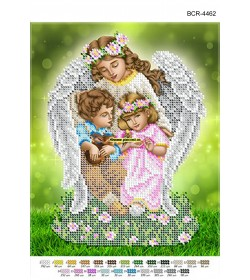 Goblen A4 Înger păzitor